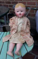 Antique Martha Chase Doll, 24 inches, circa 1900