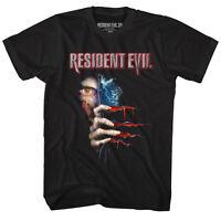 Resident Evil Peekin Survival Horror Video Game Adult Mens T Tee Shirt RES513