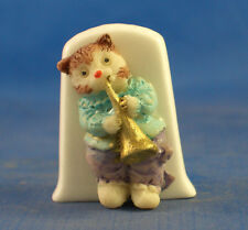 Birchcroft Thimble -- Model  -- Bugler Cat