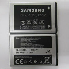 NEW OEM SAMSUNG AB463446BA TWO STEP R470 T429 BATTERY