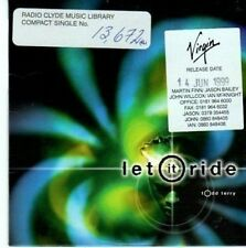 (BE140) Todd Terry, Let It Ride - 1999 DJ CD