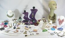 Big 10 Pc Below Wholesale Mixed Fashion Jewelry Lot High Ticket Value Grab Bag