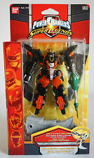 RARE POWER RANGERS SUPER LEGENDS RPM VALVEMAX MEGAZORD ZORD BANDAI NEW MISB !