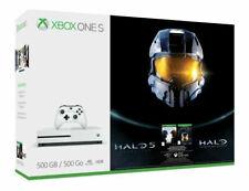 Microsoft Xbox One S 500GB White Home Console