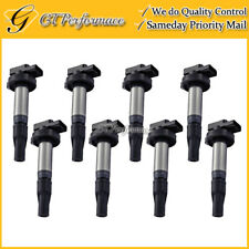 OEM Quality Ignition Coil 8PCS Pack for Jaguar S-Type XF XJR/ LR3 Range Rover V8
