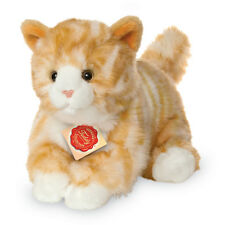 Ginger cat / kitten plush soft toy by Teddy Hermann - 90697 - 24cm