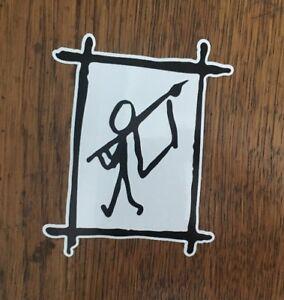 Avail Punk Band Sticker