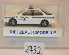 Rietze 1/87 Nr. 50554 Ford Mondeo Limousine Policia Mallorca Spanien OVP #2732