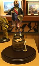 Disneyland Haunted Mansion 45th #3 Stretch Painting Dynamite Danger Figure New