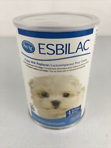 PetAg Esbilac Puppy Milk Replacer - Food Supplement For Dogs Exp: 10/2022