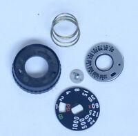PENTAX K1000 Shutter Speed ISO Dial Ring Vintage SLR 35mm Film Camera Parts