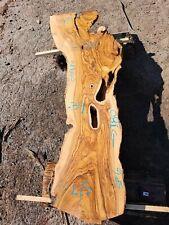 tavole d'ulivo siciliano NON STAGIONATE, disponibilità varie misure e forme