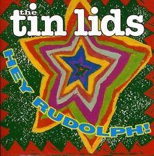 THE TIN LIDS Hey Rudolph CD BRAND NEW