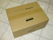 TECHNICS 1200gae GLD LIMITED EDITION no. 0020 TURNTABLE NEW SEALED NEVER OPENED