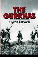 The Gurkhas, Byron Farwell, Good Condition, Book