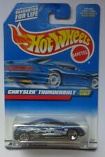 1999 Hot Wheels Chrysler Thunderbolt Col. #1107