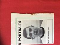 m2M ephemera 1966 football picture brian tiler rotherham united