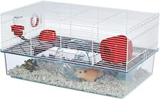MidWest Homes for Pets Critterville Brisby Lg. Hamster Cage w/ Accessories White