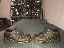 Dr. Doc Martens 9764 Air Wair Chunky England Mens Leather Oxfords Shoes Size 6