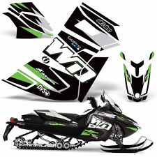 Rev XR Decal Graphic Kit Ski Doo Skidoo Sled Parts Snowmobile Wrap Summit 13+ WD