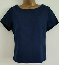 Next No Pattern Polyester Short Sleeve Women's Tops & Shirts