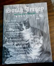 Spring 2001 South Jersey Magazine History Dividing Creek Millville Fishing
