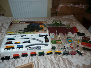 Hornby Railways Freight Rover Part Set + Extra Wagons, Viaduct etc