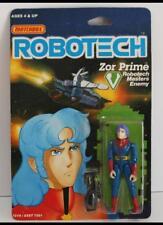Matchbox 1985 RoboTech Masters Enemy Zor Prime MOC Japanese Ver