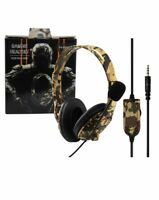 Wired Gaming Headset Microphone For PS4, Xbox One, Or Nintendo Switch