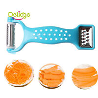 Vegetable Fruit Peeler Julienne Cutter Slicer Peel Kitchen Tools Gadget