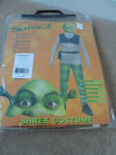 Bnwt rubies shrek The third complete fancy dress outfit toddler 5-7 years (beige