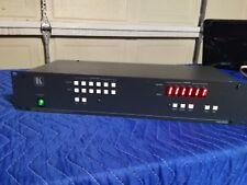 Kramer VS-626 6x6 Video/Audio Matrix Switcher