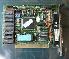 IBM 5150 & 5170 PC AT ISA 8-Bit Video & Printer Card Olympics Computer BIOS