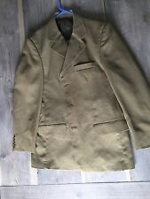 Men's Dark Green Suit - Made In Brazil - Dorinho's