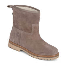 Timberland chamonix Valley Taupe suede Ladies Lined Winter Boots