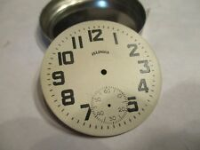 ILLINOIS POCKETWATCH 16 SIZE DIAL   HUNTING CASE        WAL8