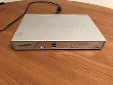 SonicWall Nsa 240 Vpn Firewall Network Security Appliance Apl19-05C Read