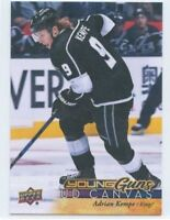 17/18 UPPER DECK YOUNG GUNS CANVAS ROOKIE RC #C94 ADRIAN KEMPE KINGS *49966