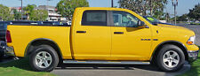 FENDER TRIM Stainless Steel 2425 For: RAM 1500 With METAL BUMPERS! 2011-2018