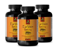 vision support - EYE VISION GUARD - lutein zeaxanthin - 600 Softgels 3 Botttles