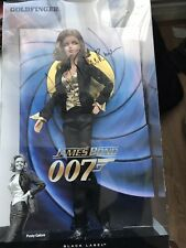 Signed By Honor Blackman Barbie Pussy Galore James Bond 007