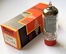 STC Brimar 12AU6 Valve/Tube NOS (V22)