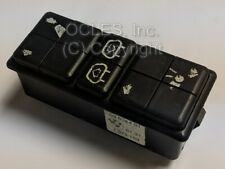 Used BMW 61311375153 Seat electrical switch (Front) E23, E24, E28