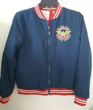 Wonder Woman Girls Jacket Size XL 14/16