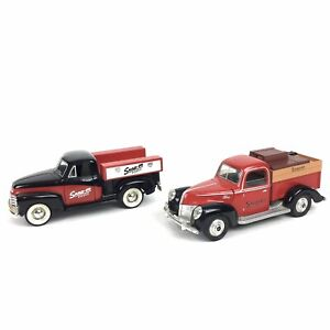Snap On Working Truck Coin banks 1940 Ford and 1952 Chevy Pickup Limited Edition