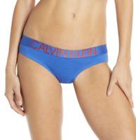 Calvin Klein Underwear Statement Bikini Women's Size L 8972