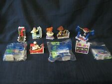 2019 Toy Story 4 100% Complete Set of McDonalds Happy Meal Toys to Build the RV