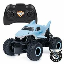 Megalodon Remote Control Monster Truck 1:24 Scale 2.4 GHz for Ages 4 and Up