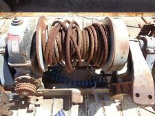 Tulsa Winch 100,000Lbs - For Parts
