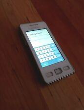 Samsung Star II S5260 in weiß ( gesperrt )